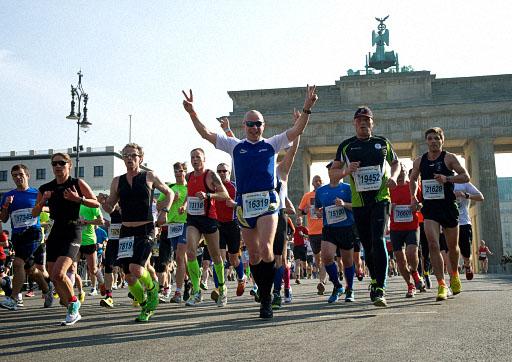 spannendes rennen erwartet beim berliner halbmarathon am sonntag. Black Bedroom Furniture Sets. Home Design Ideas