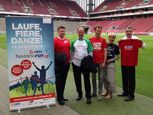 Köln Business Run