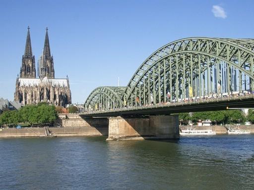 Köln Brückenlauf
