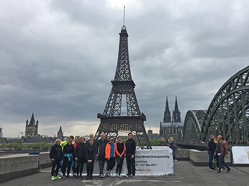 Laufstreckengeheimnisse Teil 33 Der Eiffelturm Steht Jetzt In Köln