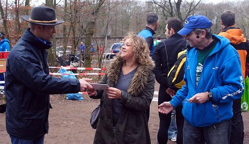 34. Neujahrslauf mit Walking / Nordic-Walking in Leidenhausen!